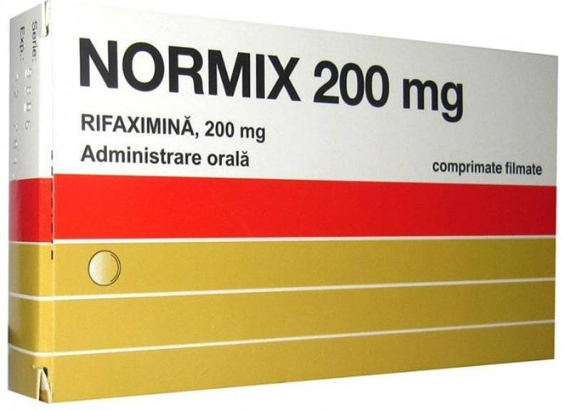 Normix 200 mg